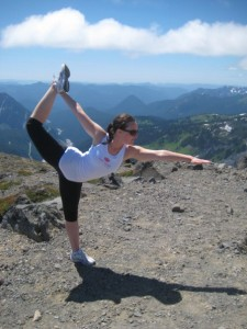 Jessica Ingle Social media professional and yoga instructor Twitter