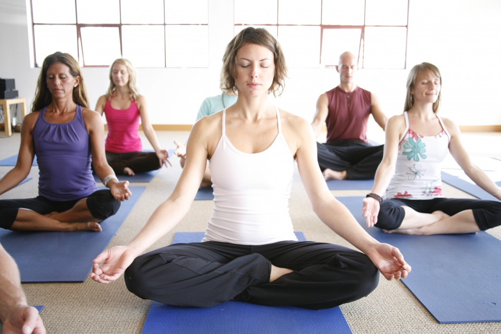 Group Yoga Classes 32