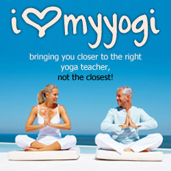 I heart my yogi - find a yoga teacher
